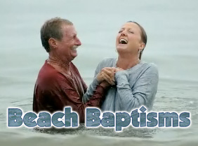 Beach Baptisms